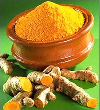 Turmeric - A Natural Food Coloring